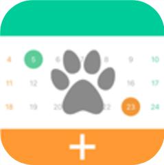 ペット排泄カレンダーアイコン